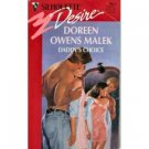 DADDYS CHOICE BY DOREEN OWENS MALEK SILHOUETTE DESIRE BOOK