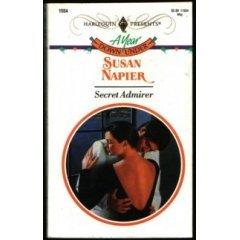 SECRET ADMIRER BY SUSAN NAPIER////HARLEQUIN PRESENT A YEAR DOWN UNDER!