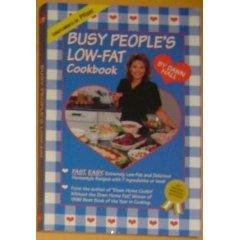 BUSY PEOPLES GUIDE LOW-FAT COOKBOOK