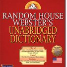 RANDOM HOUSE DICTIONARY CD