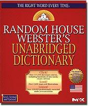 RANDOM HOUSE DICTIONARY CD