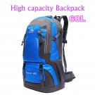 Fashion 60L large capacity travel mountaineering bags Athletic Backpack DBG2030BU