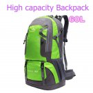 Fashion 60L large capacity travel mountaineering bags Athletic Backpack DBG2030GN