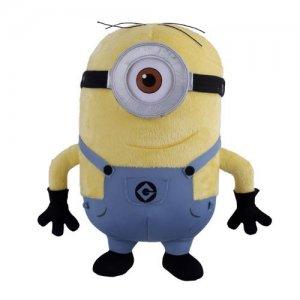 "Despicable Me 13"" Stuart Minion Plush Universal Studios Ride Exclusive Rare"