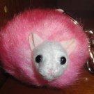 Wizarding World Harry Potter Pink Pygmy Puff Keychain