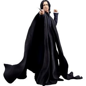 Harry Potter Professor Severus Snape 7 Inch Action Figure Deathly Hallows RARE!