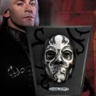 HARRY POTTER LUCIUS MALFOY DEATH EATER MASK PROP REPLICA NOBLE COSTUME NEW