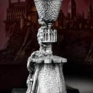 HARRY POTTER GOBLET OF FIRE FINE PEWTER PROP REPLICA NOBLE COLLECTION NEW IN BOX