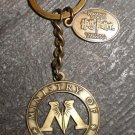 Wizarding World Harry Potter Ministry of Magic Keychain