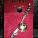 Wizarding World Of Harry Potter Golden Snitch Pin
