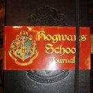 Wizarding World of Harry Potter Black Hogwarts Journal