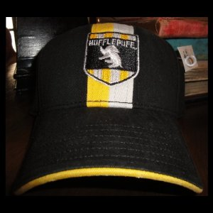 Wizarding World of Harry Potter Hufflepuff Baseball Cap