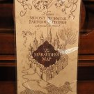 Universal Wizarding World of Harry Potter Marauders Map