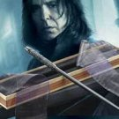 Harry Potter PROF. SEVERUS SNAPE CUSTOM WAND BEQUEST & NOBLE OLLIVANDER'S BOX