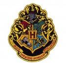 Wizarding World of Harry Potter HOGWARTS SCHOOL CREST PATCH Universal Studios