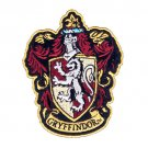 Wizarding World of Harry Potter GRYFFINDOR HOUSE CREST PATCH Universal Studios