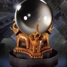 Wizarding World Harry Potter DIVINATION CRYSTAL BALL Noble Collection Universal