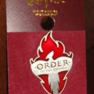 ORDER OF THE PHOENIX PIN Wizarding World of Harry Potter Universal Studios