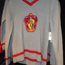 Wizarding World of Harry Potter GRYFFINDOR HOOD SWEATER