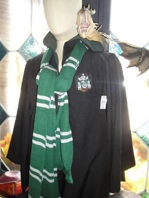 Wizarding World Harry Potter Costume Slytherin Scarf