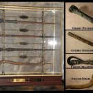 Wizarding Harry Potter Tri Wizard Champion Collectors 4 Wand Set Lot TriWizard