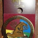 Wizarding World of Harry Potter Sorting Hat Spin Pin!