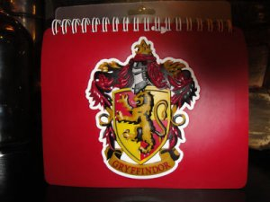 Wizarding World of Harry Potter Gryffindor Photo Album