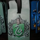 Wizarding World of Harry Potter Slytherin Luggage Tag