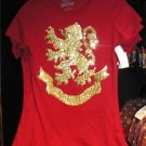 Wizarding World Harry Potter Gryffindor Sequined Shirt