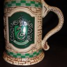 Wizarding World of Harry Potter Slytherin Molded Stein