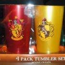 Wizarding World of Harry Potter House Tumbler Set