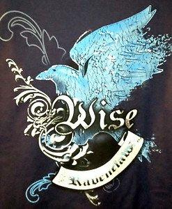 Wizarding World of Harry Potter Ravenclaw Attributes T Shirt Hogwarts Universal