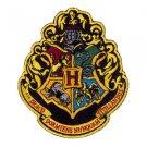 Wizarding World of Harry Potter Hogwarts Crests Patch Set Universal Studios