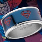 Superman Spinning Ring DC Noble Collection Man of Steel Superman Returns