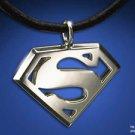 Superman Emblem Pendant Necklace DC Man of Steel Noble Collection