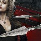 Bellatrix Lestrange Dagger Prop Replica Noble Collection Harry Potter