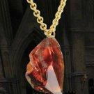 Sorcerers Stone Pendant Necklace Noble Wizarding Harry Potter Philosophers Stone