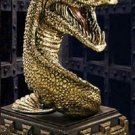 Basilisk Bookend Harry Potter Noble Collection Wizarding Chamber of Secrets