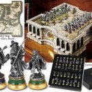 Lord of the Rings Collector's Chess Set Noble Collection Hobbit