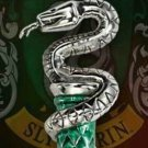 Harry PotterHogwarts House Slytherin 24k Gold Plated Pen Noble Collection New