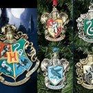 Hogwarts Christmas Ornaments Harry Potter Noble Universal Wizarding World