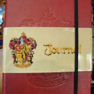 Wizarding World of Harry Potter Red Gryffindor Journal Universal Studios Park