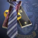 Ravenclaw Silk Tie With Gift Box Harry Potter Noble Collection