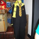Wizarding World Of Harry Potter Costume Hufflepuff Tie Uniform