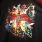 Universal Studios Wizarding World of Harry Potter Magical Creatures Shirt