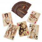 Pirates of the Caribbean Playing Cards Captain Jack Sparrow Walt Disney World