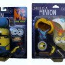 Despicable Me Build A Minion and Accessories Set Action Figure Universal Studios