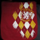 Gryffindor Argyle Messenger Shoulder Bag Wizarding World of Harry Potter