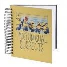 Despicable Me Minion Most Unusual Suspects Photo Album Universal