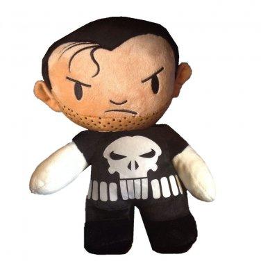 The Punisher Plush Chibi Marvel Universal Studios